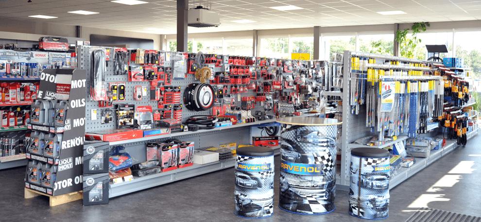 Autoteile vom Auto-Shop 100 in Heide